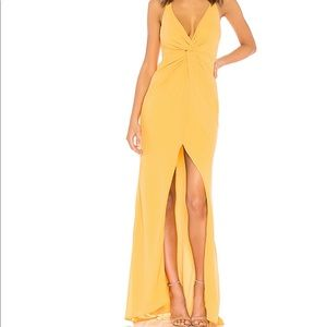 Lovers and Friends Marigold Xael Gown